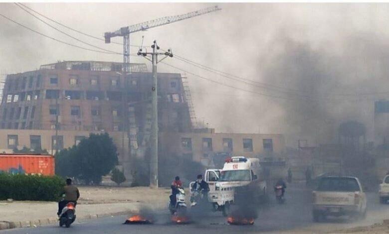 فرمانده پلیس استان ذی قار استعفا کرد