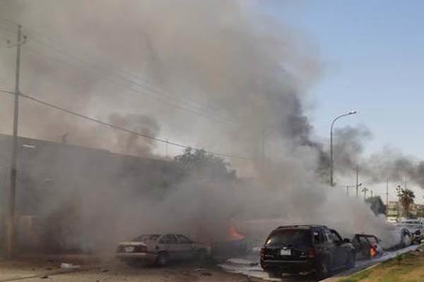 وقوع دو انفجار در بغداد
