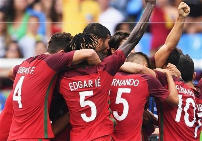 پرتغال به سختی رقیبش را شکست داد