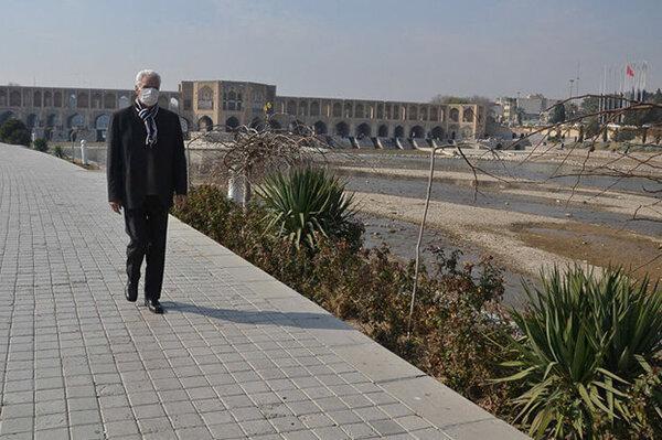شاخص آلودگی هوای اصفهان بالا می رود