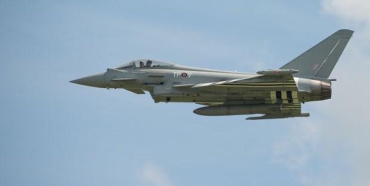 تقابل جنگنده های تایفون انگلیس با بمب افکن های روسیه