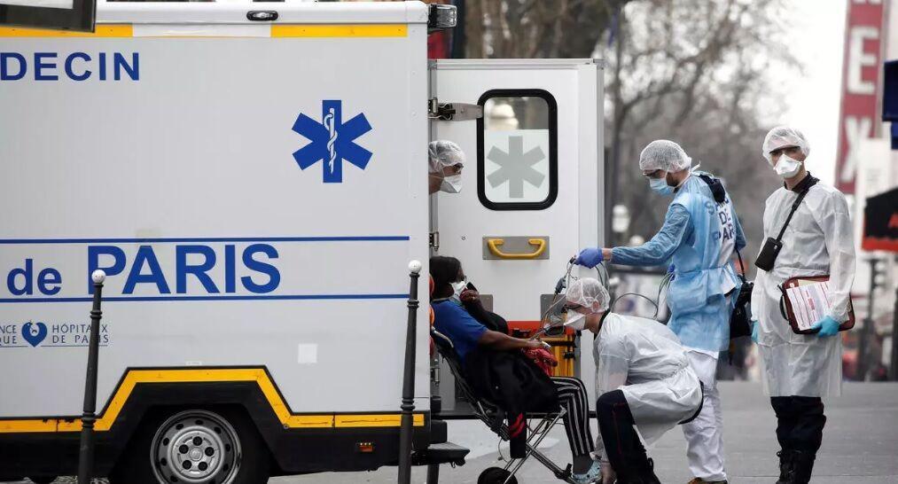 خبرنگاران کرونا در فرانسه؛ کاهش 35 درصدی فعالیت های اقتصادی