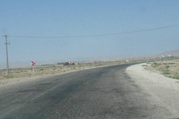 جاده امیرآباد - جاجرم همچنان کانون حوادث است