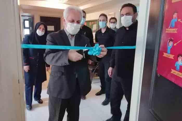 افتتاح سومین پایگاه بهداشت در منطقه 3
