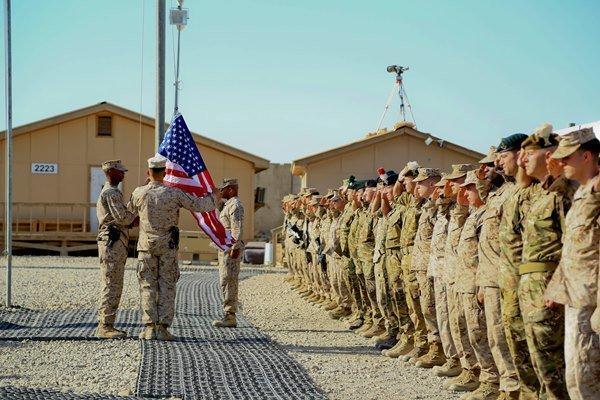 آمریکا 400 پایگاه نظامی خود را در افغانستان تخریب می نماید
