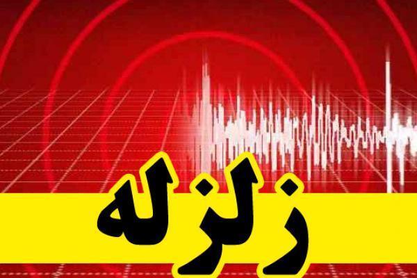 زلزله بهاباد بدون خسارت جانی و مالی